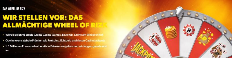 Rizk Casino Deutsch